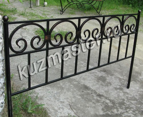 оформить заявление декоративная ограждения из металла цена за метр компания