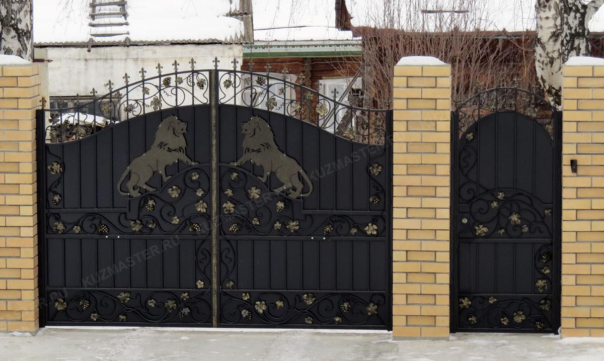 Элементы для ворот в уфе ворота автоматические красноярск цена